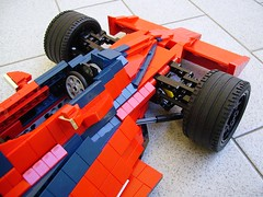 LEGO Brabham BT46B 2009 165 (RoscoPC) Tags: car bar 1 fan steering flat working engine formula 1978 12 won niki cylinders gp brabham lauda stabilizer suspensions studless bt46b