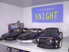 Knight Rider 1/18 KITT (imranbecks) Tags: new justin david ford car for michael am 1982 model flag foundation shelby firebird knight government law pontiac mustang trans hasselhoff 2008 rider ssc 118 karr kitt diecast bruening gt500kr ki3t 7kr117