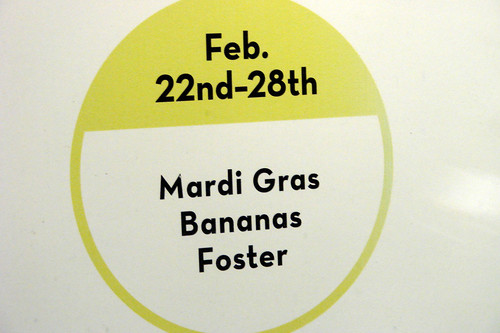 Mardi Gras Bananas Foster
