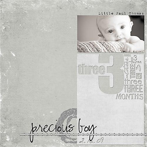 Precious-Boy by you.