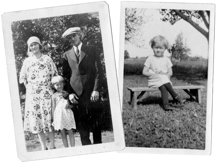 great-grandparents, grandma