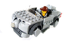 2048 Tucker Flying Car  Front 3/4 (wunztwice) Tags: eye 1948 car private flying lego retro torpedo tucker flyingcar privateeye detective retrofuturism 2048 tuckertorpedo legoflyingcar legoretrofuturism retrofururism legoretro