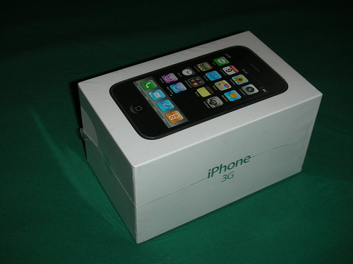 iPhone Apple 3G
