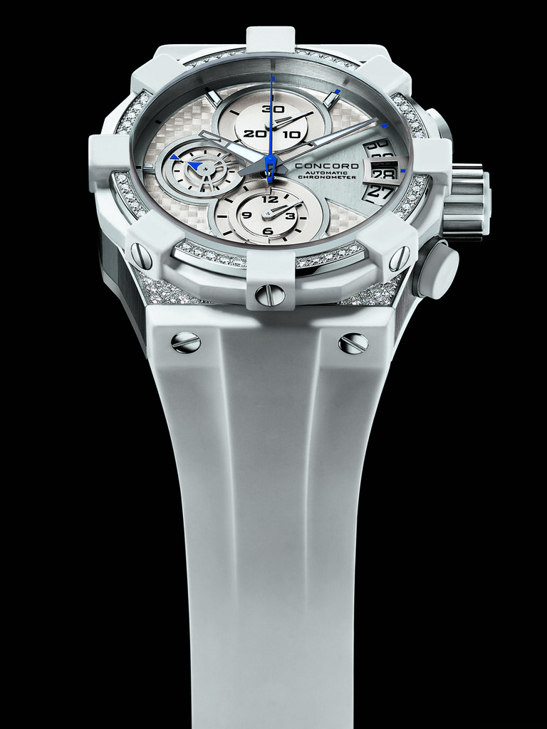 Stainless Steel Chronograph Model 0320028