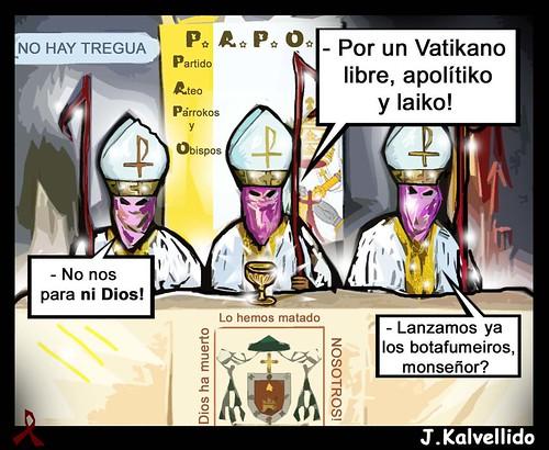 Vuelve el PAPO! par Kalvellido