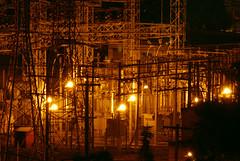Power (Daniel Pascoal) Tags: night energy power wires noite sjc fios saojosedoscampos fora energia eletricity danielpg eletrcidade 70300vr2xteleconverter900mmequiv danielpascoal