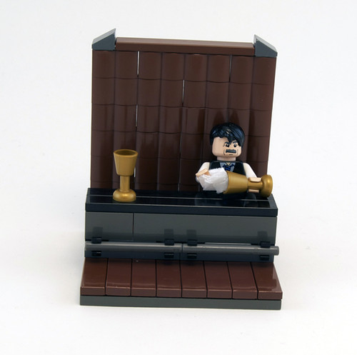 Lego Saloon MOC