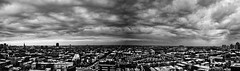 west ends (SFMoe) Tags: blackandwhite bw panorama chicago nikon gbrearview stitched apocalyptic d300 sigma1020mm chicagoist sfmoe moemartinez moemartinezwebsite