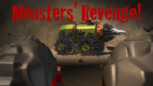 Monsters' Revenge!
