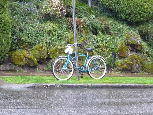 rain bicycle