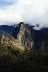 Machu Picchu morning mists