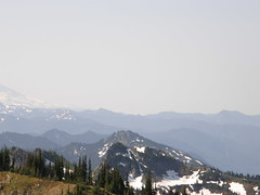 Hood from Crystal Peak summit