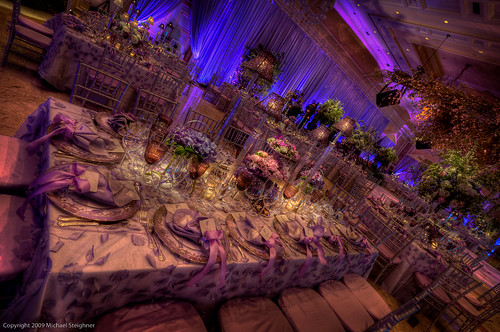 Breakers Wedding - more table details