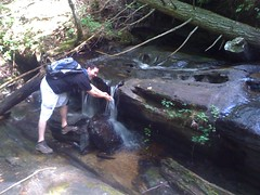3 - Andrew at Turninglathe Cascade 3