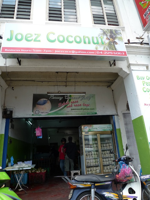 Refreshing Coconut Jelly In Manjung Perak And Penang Motormouth From Ipoh Asian Food Travel Blog