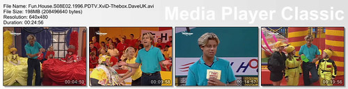Fun House   Series 8 (1996) [PDTV (XviD)] preview 1