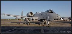 A-10 Thunderbolt II (mrkyle229) Tags: jet airshow fairchild warbird a10 thunderovermichigan thunderboltii 442ndfw