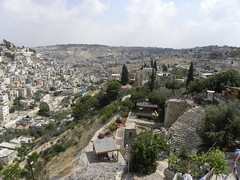 City of David and the Kidron Valley