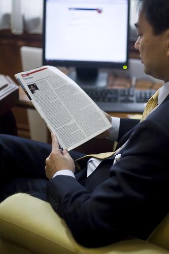 นายกฯ ณ รัฐสภา 3 สิงหาคม 2552