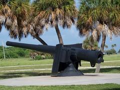 Fort DeSoto Gun