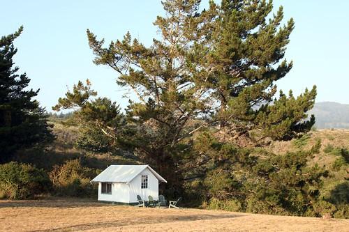Remote Hut