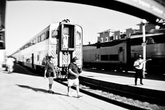 Amtrak Oakland