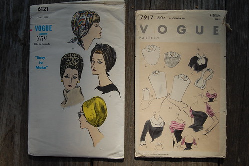 Vogue 6121 & Vogue 7917