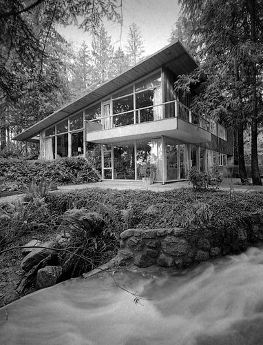 Porter Residence, Vancouver, 1948