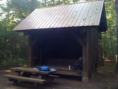 Hawk Mtn Shelter