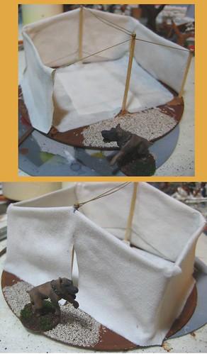 Model Tent