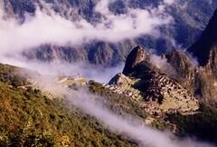 Péru-Machu Picchu