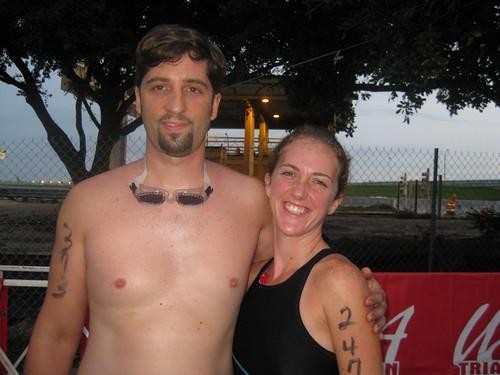 Kyle and Kristi Markel