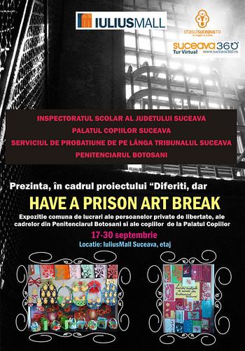 17 Septembrie 2009 » Have a Prison Art Break