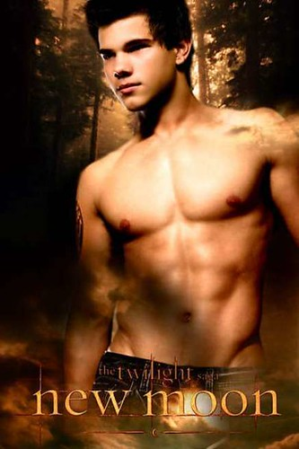 taylor lautner new moon