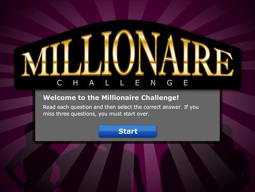Millionaire Challenge 3