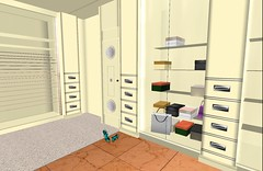 The Closet by -CLICK- and Glitterati