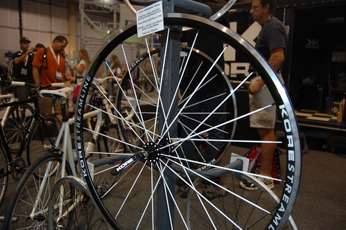 Streamline Wheelset