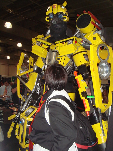 New York Anime Festival Bumblebee Cosplay