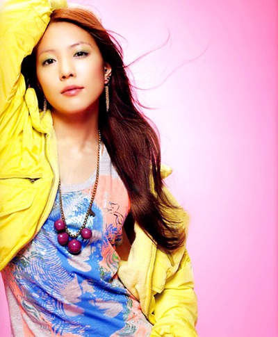Korean Singer BoA Kwon Photos - beautiful girls