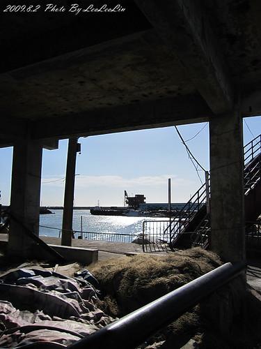 冰廠咖啡館|大園竹圍漁港下午茶