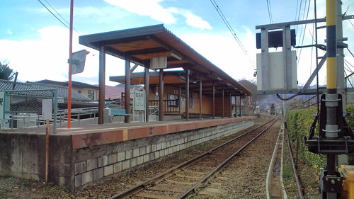 別所線塩田町駅