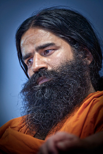 Baba Ramdev by Darko Sikman Photography