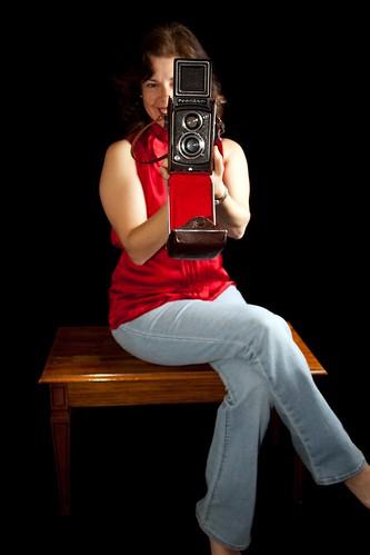 Self Portrait by lfarhadi