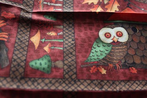 Owls, owls, owls....