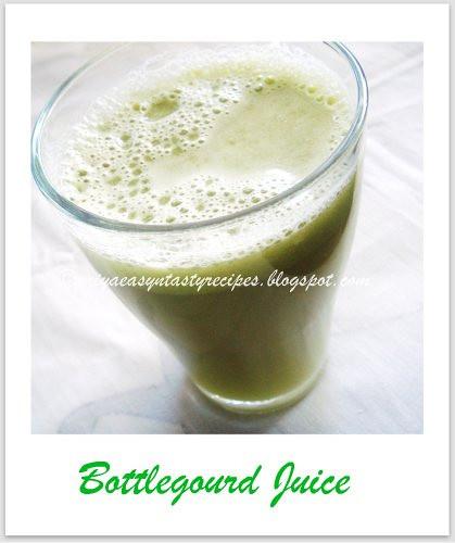 bottlegourd juice priyas