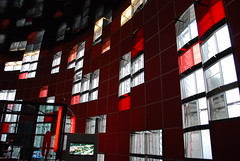 Torre Agbar Interior (dts1013) Tags: barcelona nikon torre jean nouvel agbar d60 archidose