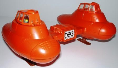 SW ESB Twin Pod Cloud Car b by you.