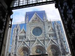 Restoration facade