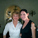 "Jane Fonda and Calpernia on ""Monster In Law"" Set"