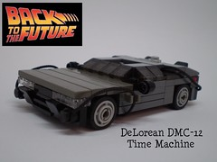 BTTF: DeLorean Time Machine